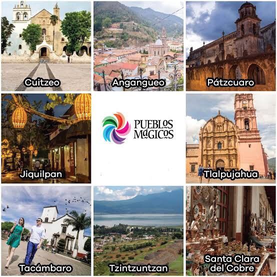 Los pueblos mágicos en Michoacán. El estado de Michoacán cuenta con 8…   by  Xcaret Serrano   Medium