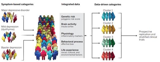 Imagem retida do artigo escrito por Thomas Insel e Bruce Cuthbert - Psico.Online Inteligência Artificial