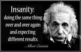 democrats define insanity and