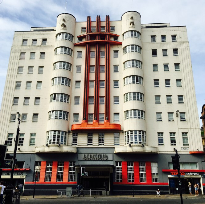 The Beresford Building An Art Deco