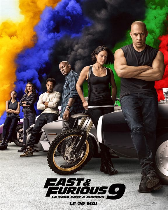 Telecharger Fast And Furious 9 : telecharger, furious, Telecharger, Furious, 1fichier, Evangeli, Medium
