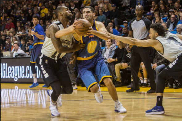 Sources: Utah Jazz to sign Santa Cruz Warriors forward Georges Niang to two-way contract