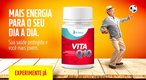 ⟶ Vita Q10 como tomar