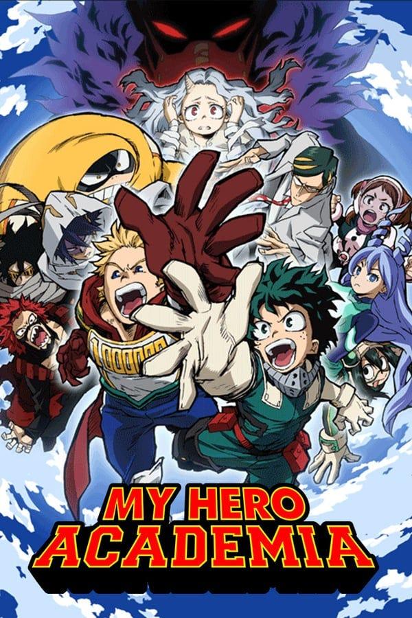 My Hero Academia épisode 8 VOSTFR - Saison 1