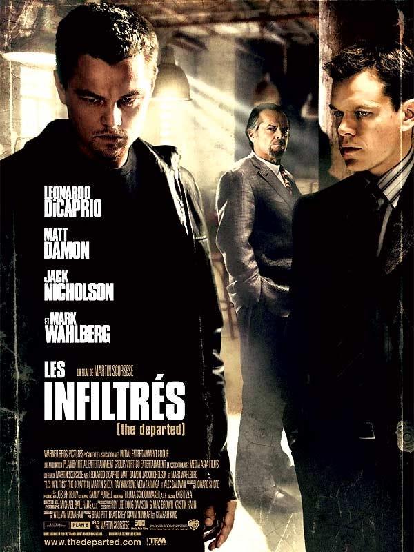 Youtube Film Complet Policier Thriller : youtube, complet, policier, thriller, Infiltrés, Streaming, Complet, [2006], 「VOSTFR」, Anilo, Chesss, Medium