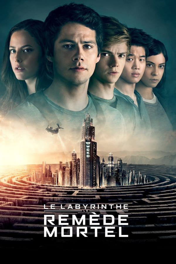 Le Labyrinthe Streaming Hd : labyrinthe, streaming, Labyrinthe, Remède, Mortel, Streaming, Complet, [2018], 「VOSTFR」, Medium