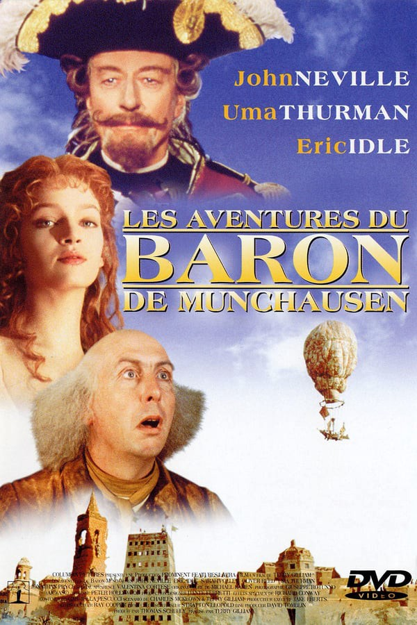 Les Aventures Du Baron De Munchausen Streaming : aventures, baron, munchausen, streaming, Streaming-vF!!, Aventures, Baron, Münchausen, [1988], STREAMING, [Français], `Complet, Medium