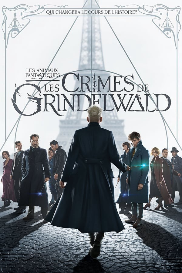 Les Animaux Fantastiques 2 Streaming : animaux, fantastiques, streaming, STREAMING, HD-1080p, Film-Complet, Animaux, Fantastiques, Crimes, Grindelwald, (2018), Français, Fantastiqu, Medium