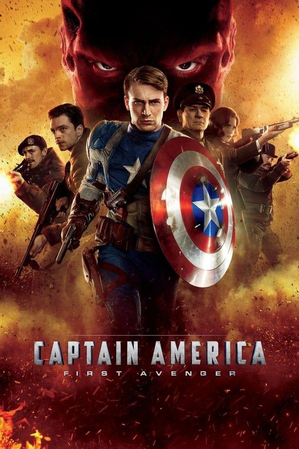 Captain America First Avenger Streaming : captain, america, first, avenger, streaming, REGARDER, Film〝Captain, America, First, Avenger〞HD, `Complet, Captain, Avenger, (2011), Streaming, Medium