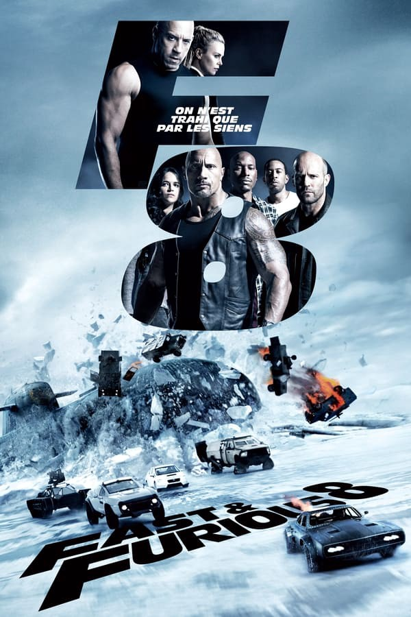 Fast & Furious 8 (2017) HD Stream » StreamKiste.tv