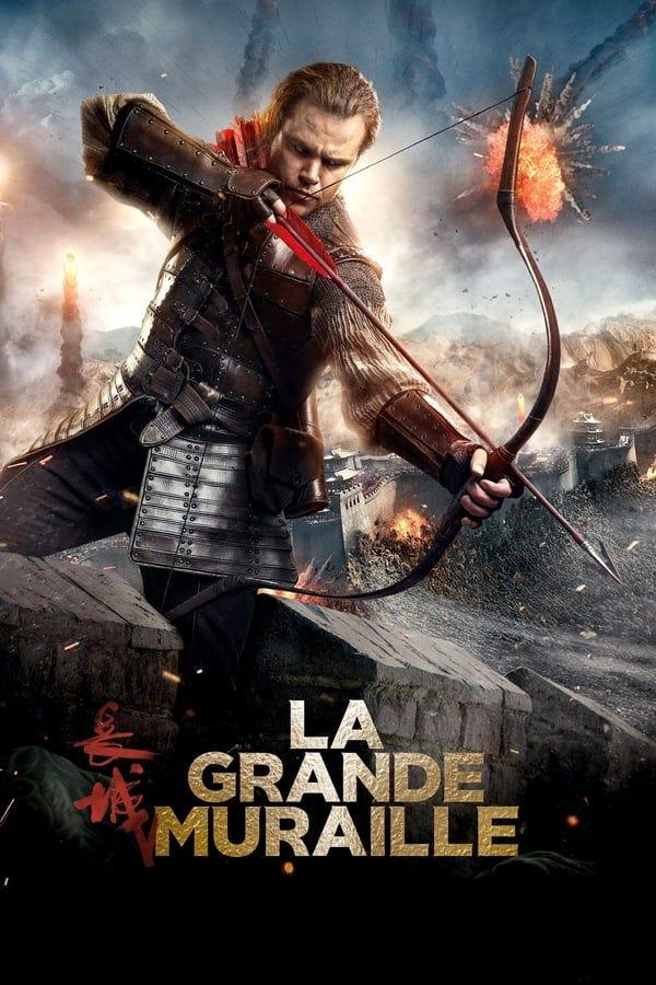 La Grande Muraille Streaming : grande, muraille, streaming, REGARDER, Film〝La, Grande, Muraille〞HD, `Complet, Muraille, (2016), Streaming, Medium