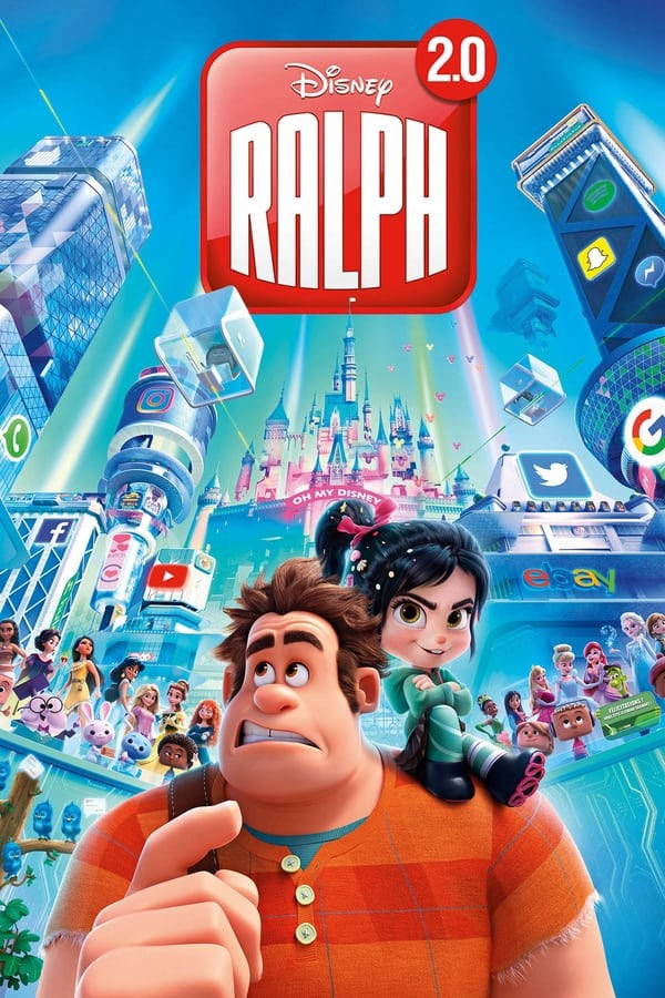 Ralph 2.0 Film Complet En Francais : ralph, complet, francais, REGARDER, Film〝Ralph, 2.0〞en, Streaming, Ralph, (2018), `Complet, Complet, Medium
