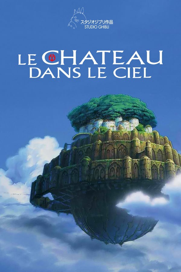 Le Chateau Dans Le Ciel Télécharger : chateau, télécharger, REGARDER], Château, ([1986]), Complet, Streaming, Vostfr, Crida, Medium
