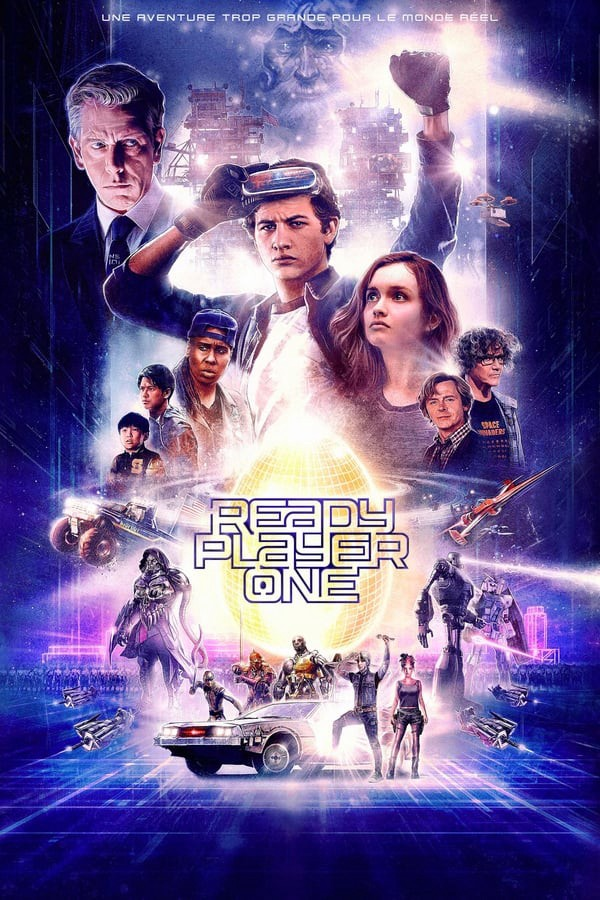 Télécharger Ready Player One - Zone Telechargement