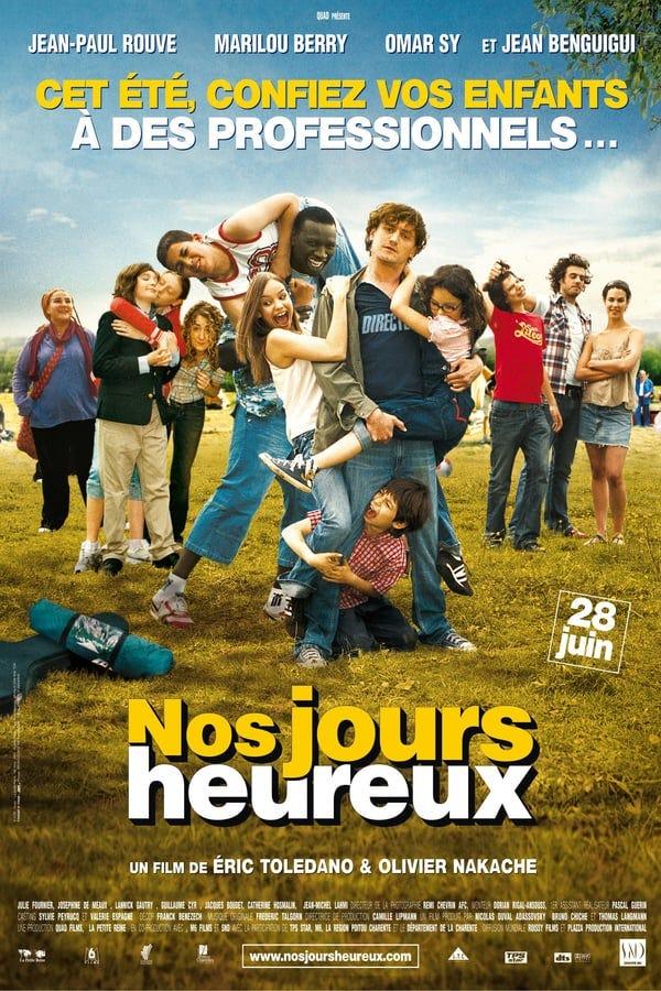 Nos Jours Heureux Streaming Vf : jours, heureux, streaming, Jours, Heureux, Streaming, Complet, [2006], Those, Happy, VOSTFR」, Medium