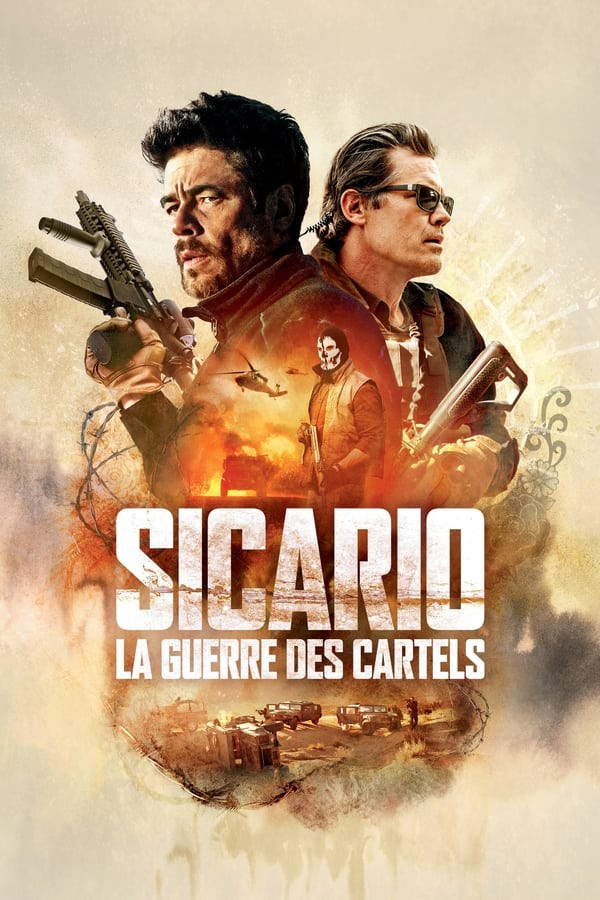 Sicario 2 : La Guerre Des Cartels Streaming Vf : sicario, guerre, cartels, streaming, Sicario,, Guerre, Cartels, Streaming, Complet, [2018], 「VOSTFR」, Sicario, Medium