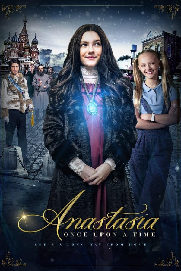 Once Upon A Time Streaming Vostfr : streaming, vostfr, Télécharger】, Anastasia:, VOSTFR, France, (2020), Anastasia, Medium