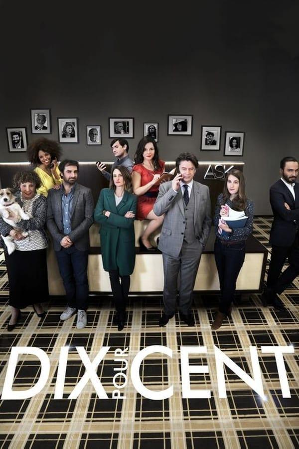 10 Pour Cent Saison 4 Streaming : saison, streaming, Episodes