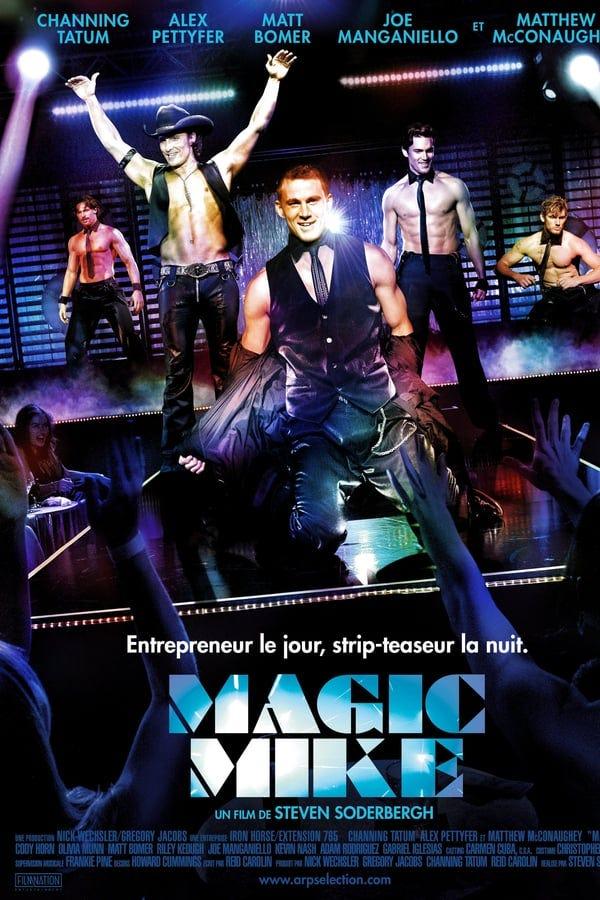 Magic Mike Streaming Vf : magic, streaming, Stre4M, COMPLET, Magic, ]streaming, Vostfr!!, Ithar, Safiu, Medium