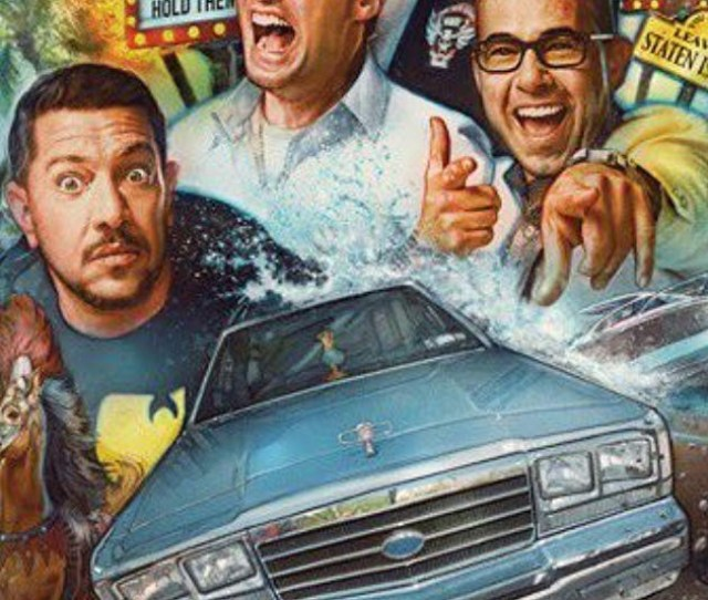Review Impractical Jokers The Movie The Spinchoon