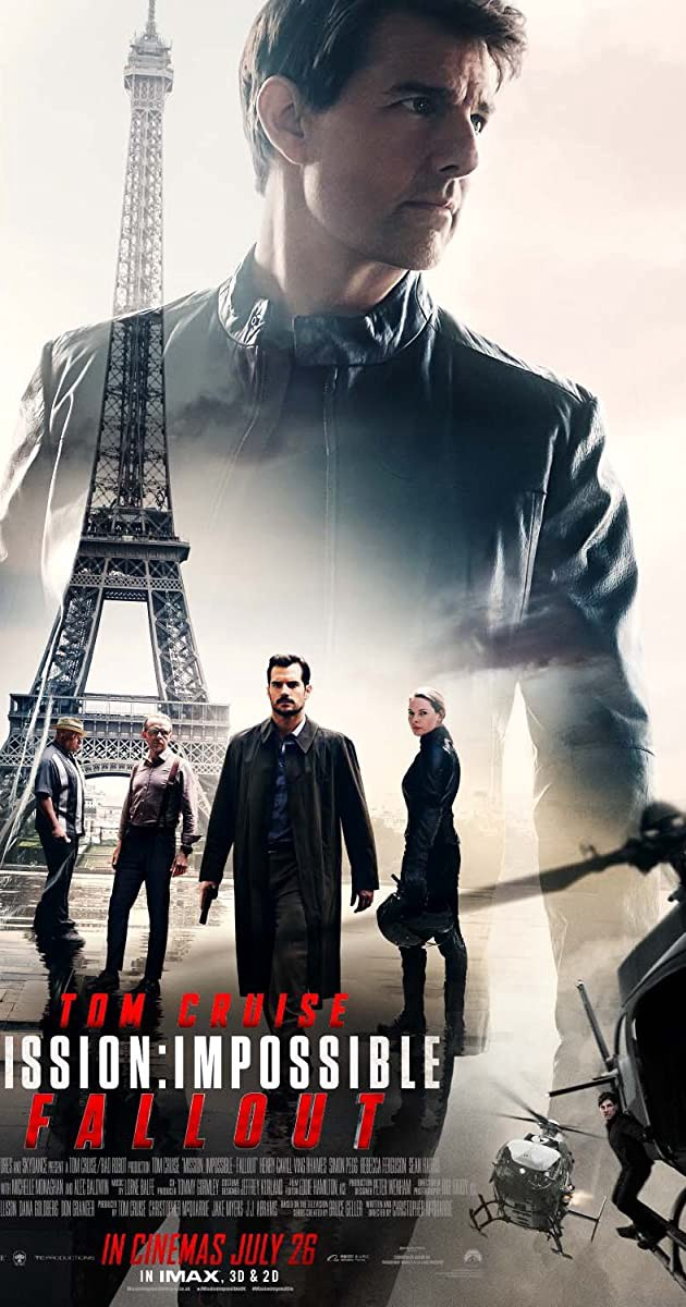 Mission Impossible : Fallout Streaming : mission, impossible, fallout, streaming, WATCH, Mission, Impossible, Fallout, (FULL, [Eng-Sub], Ohamza, Mazari, Medium