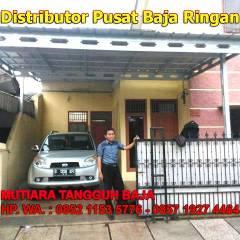 Harga Kanopi Baja Ringan Karawang Distributor Jakarta Paling Murah Dan Bagus