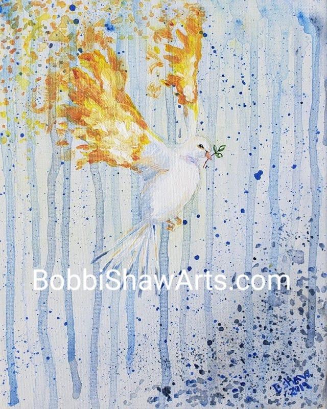 Painting Titles : painting, titles, Paintings, Inspire/Bucks, County, Artist, Bobbi, Medium