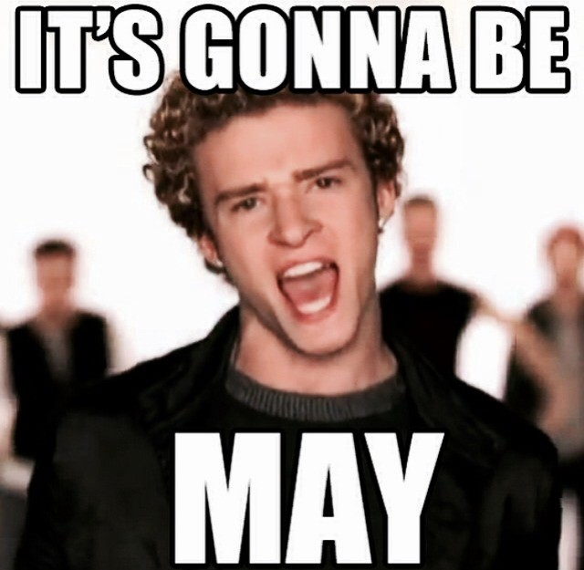 IT'S GONNA BE MAY, But Can We Talk About *NSYNC For A Second? | by Jamie  Frevele | Medium