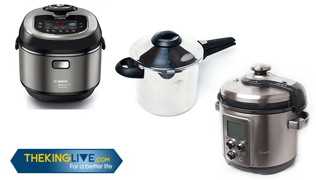 top 6 best pressure cooker brands