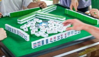Image result for how many players to play mahjong