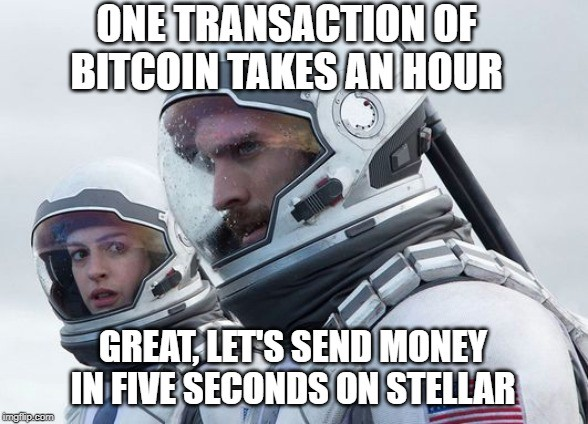 1*5iCXlOsjvPpWUAzFnjLDhw - Stellar: Frictionless Money Transfer Across Borders