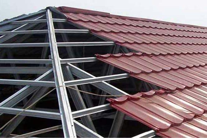 pasang atap baja ringan di cianjur 0811 1122 116 jasa harga rumah kantor