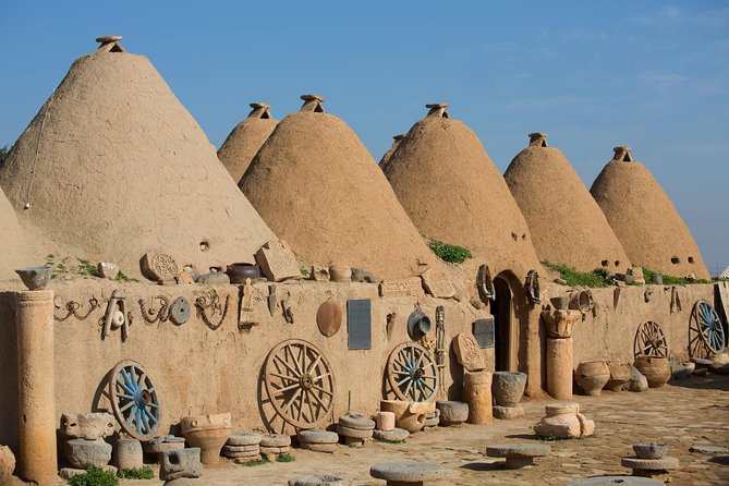 Temple of the moon god Sin in Harran, Turkey