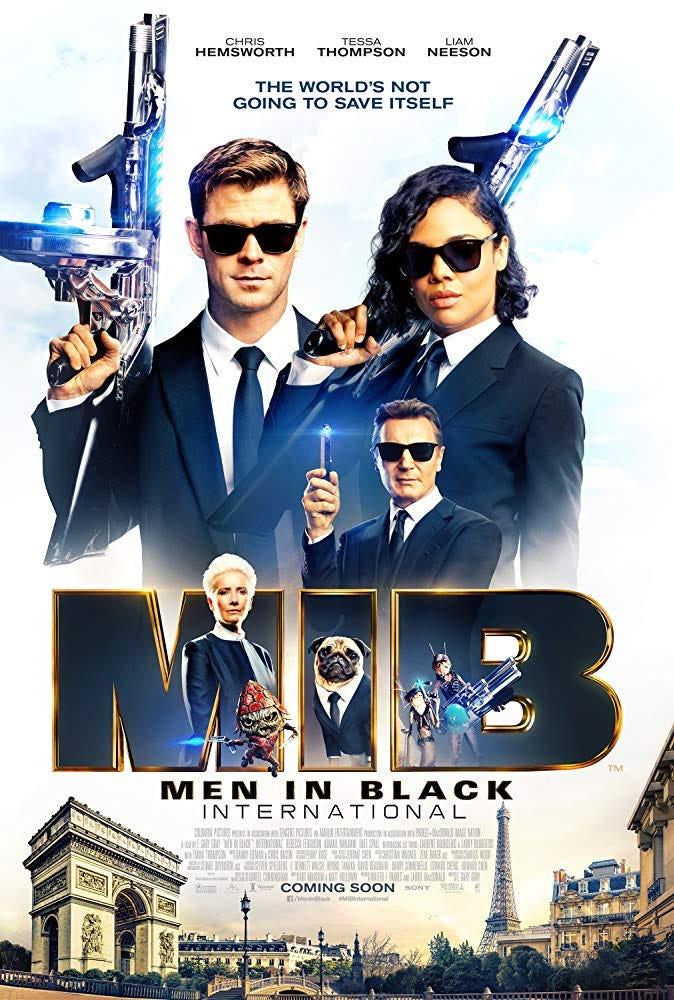 "Men In Black International En Streaming : black, international, streaming, Black:, International, (2019), Streaming, Movie, DOWNLOAD, Watch""HD, Mocka, Medium"