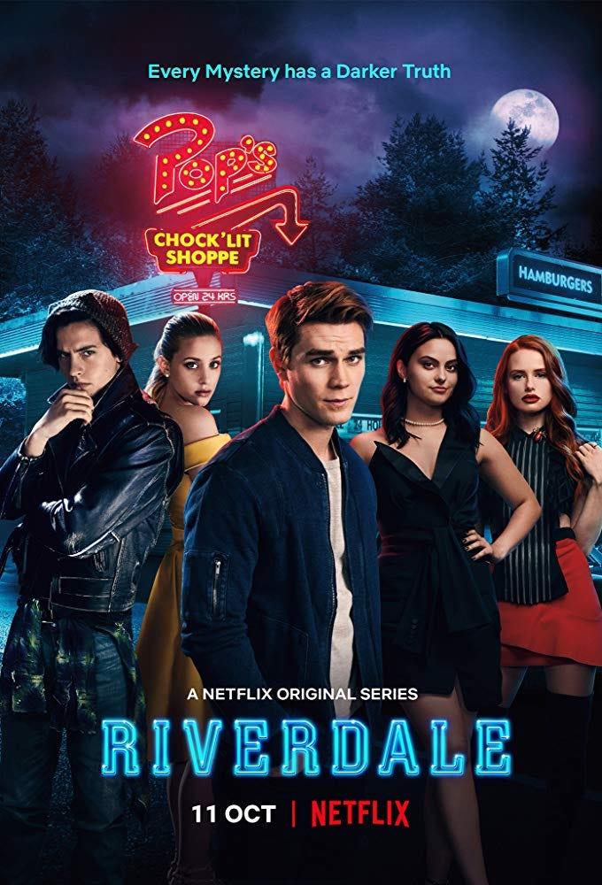 Voir la série Riverdale Saison 3 Episode 1 en streaming VF et...