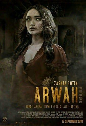 Arwah Tumbal Nyai: Part Arwah - Movie   Moviefone