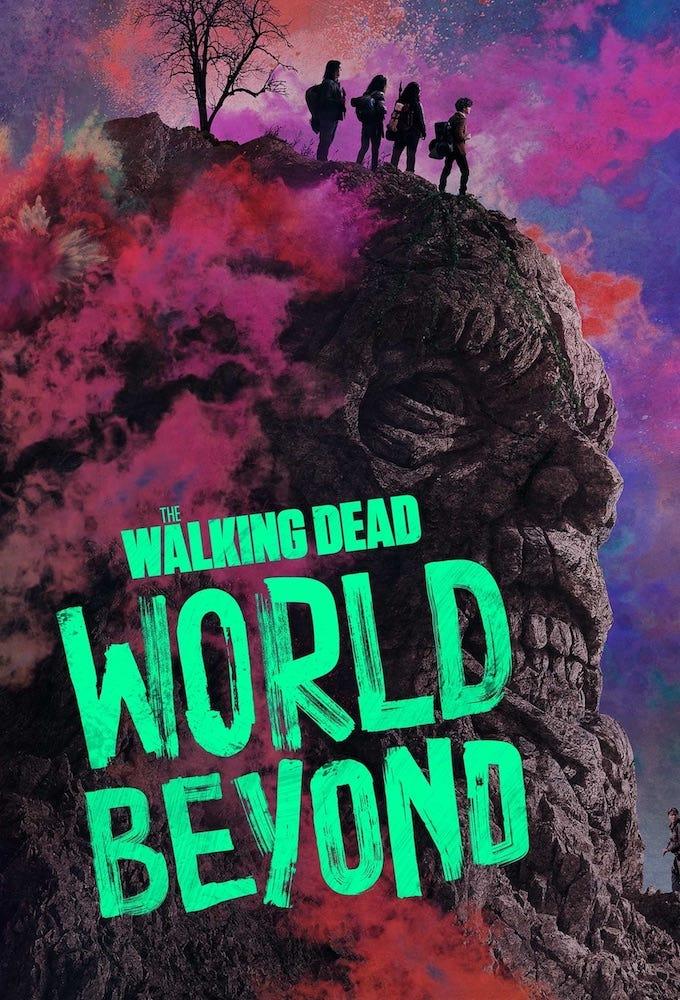 The Walking Dead Streaming Season 9 Episode 9 : walking, streaming, season, episode, EP.9), Walking, World, Beyond, 𝒮𝑒𝒶𝓈𝑜𝓃, 'Episode, AMC]], Ernel, ☆The, Series, Medium