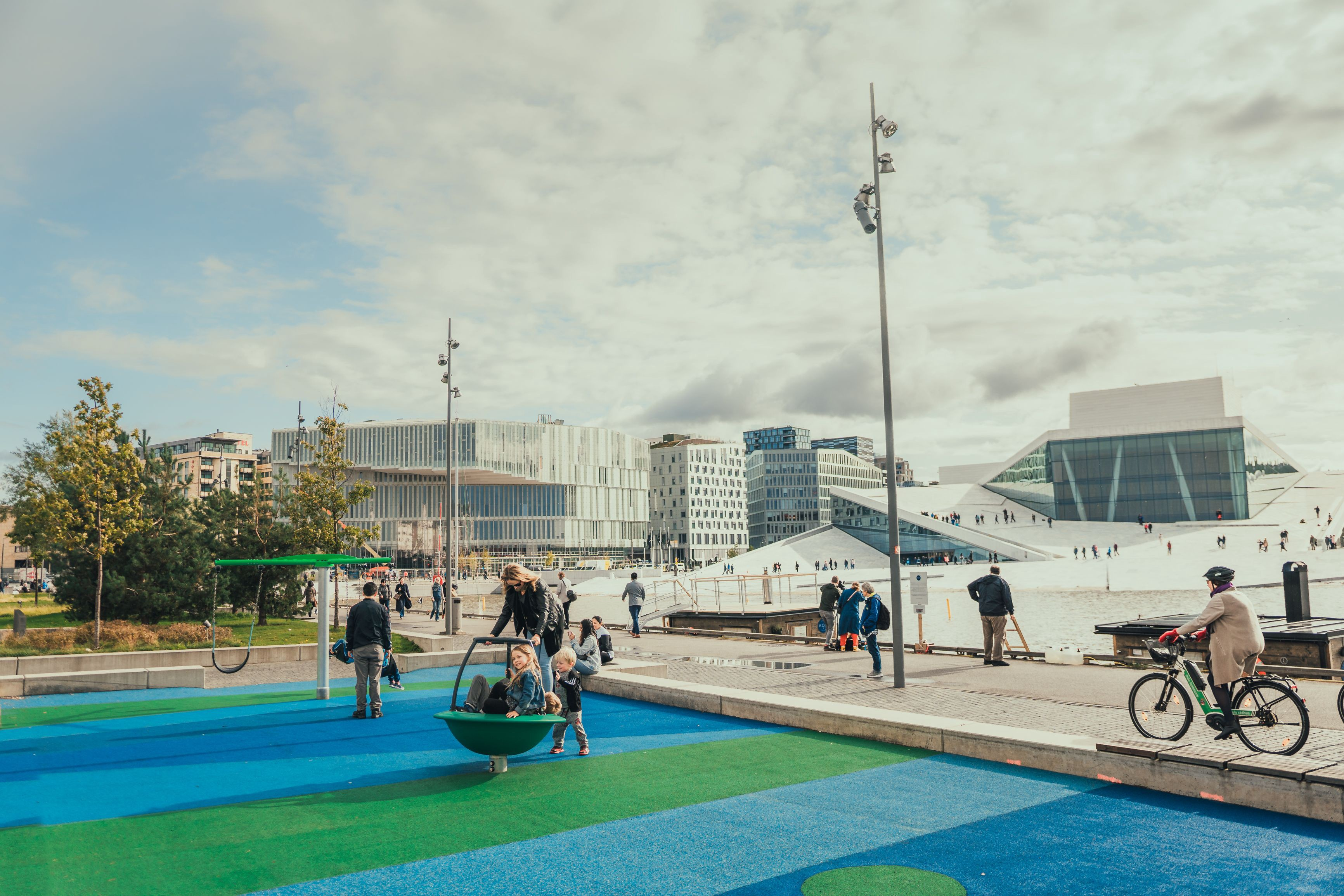 how oslo reached vision zero inside