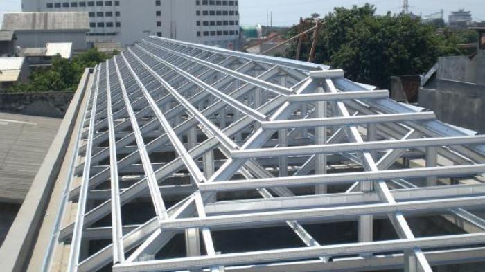 jenis bentuk baja ringan jasa pasang rangka atap di semarang aan web seo medium