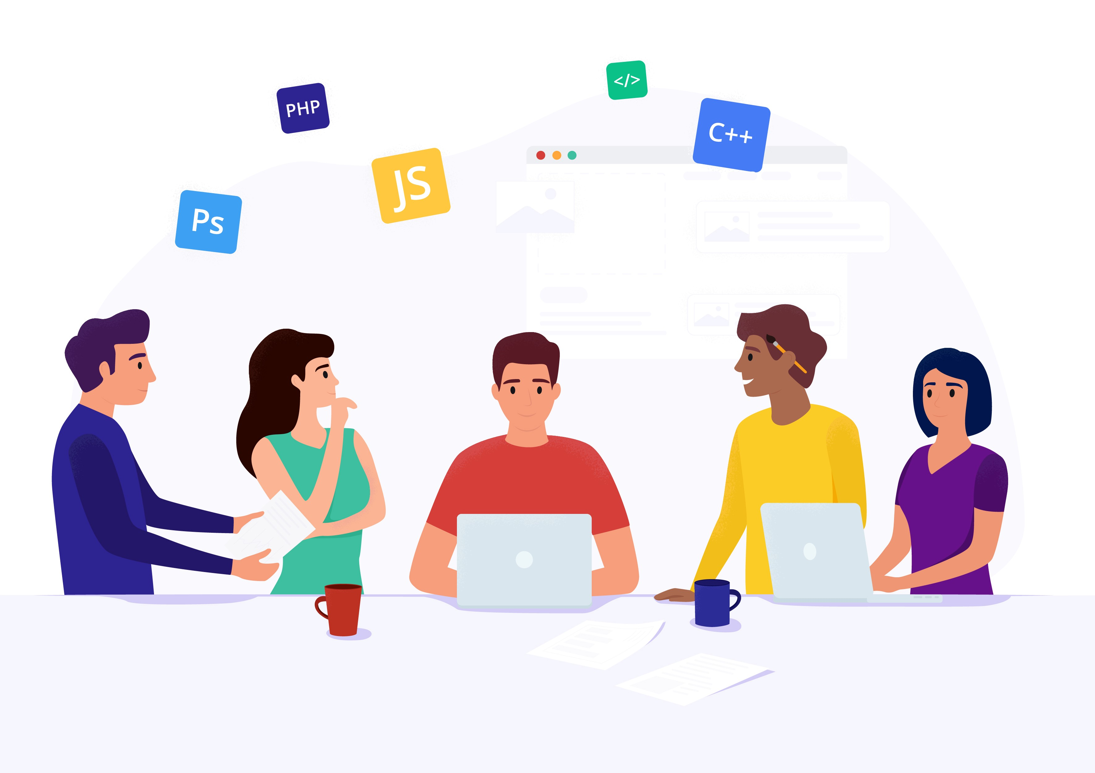 How To Determine The Number Of Project Team Members For