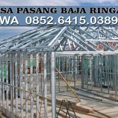 Kanopi Baja Ringan Yogyakarta 0852 6415 0389 Pasang Jogja Jasa
