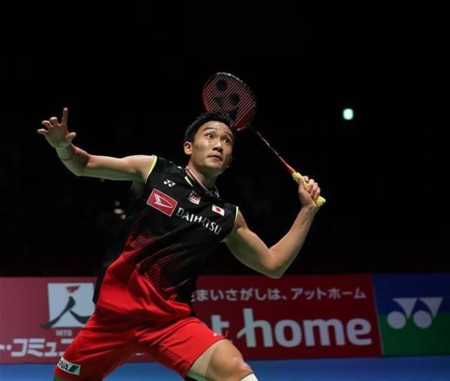 Dont Make Him Angry Kento Momota Wins Japan Open