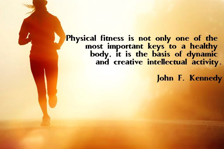 Why Physical Activity Fitness Important By Sahil Parpia Medium