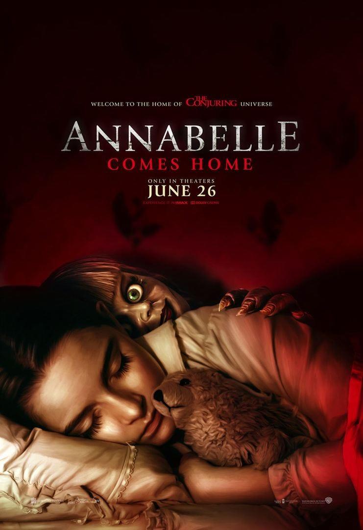 Annabelle 1 En Francais Complet : annabelle, francais, complet, Regarder, [Annabelle, Maison, événement, Enfants, Piper, Moyes, Medium