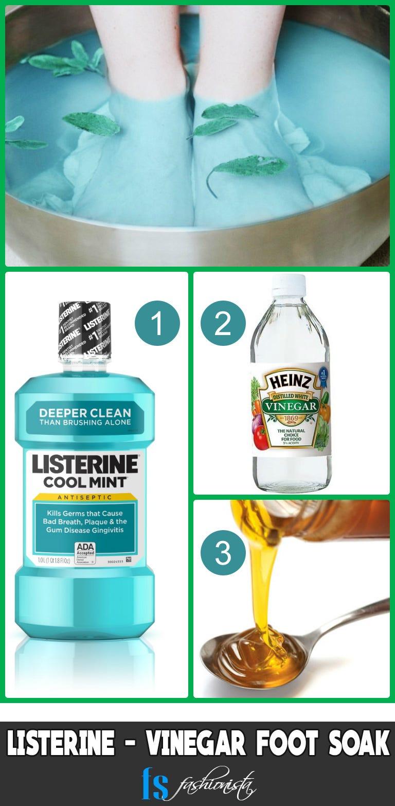 Vinegar And Mouthwash : vinegar, mouthwash, Seven, Working, Listerine, Recipes, Farheen, Zafar, Medium