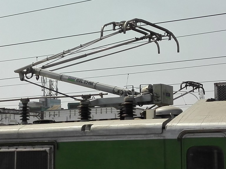 What is Pantograph? How they are used in Electric Rail Engines? | by Shubhranshu Mishra | Medium