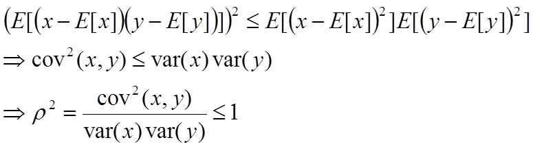 統計學: 皮爾森相關係數為什麼小於等於1 - Tommy Huang - Medium