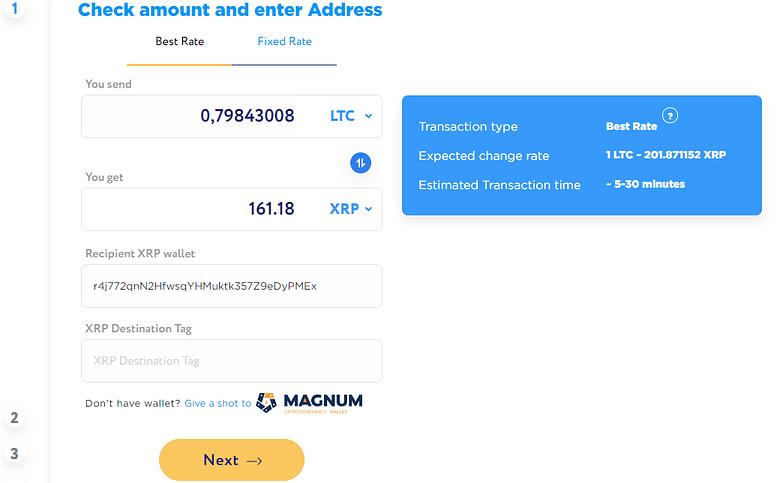 1*jkOJVDAZ QjHm9sfz5v3bg - How To Exchange Cryptocurrency With Atomic Wallet?
