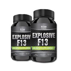 ef13 muscle supplements examines