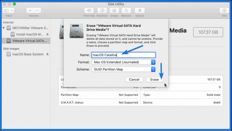 VMware Virtual SATA